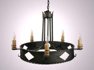 Spanish Revival Lighting Steel Partners Inc